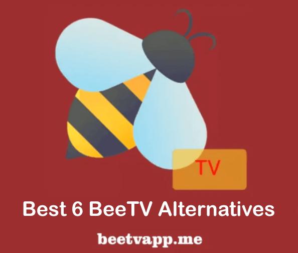 Best 6 BeeTV Alternatives
